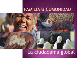 Familia & comunidad