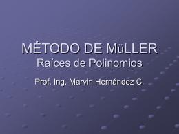 Método_Muller