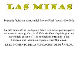 Las Minas - jassongar