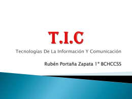 T.I.C - portisso