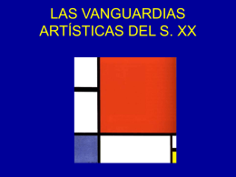 LAS VANGUARDIAS ARTÍSTICAS DEL S. XX - geohistoria-36