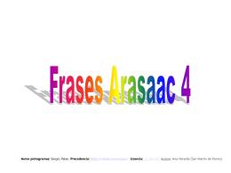 Frases arasaac 4