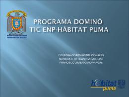 Diapositiva 1 - programa dominó tic enp 2