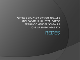 REDES - PACHUCOS