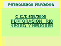 petroleros priv cct 536 2008