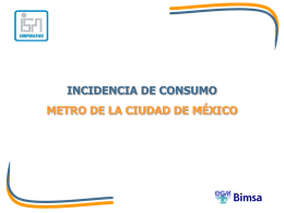 ISA_Metro_IncidenciaConsumo