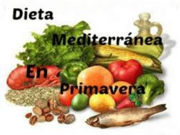 Presentacion comida de primavera de Mónica Ramírez.