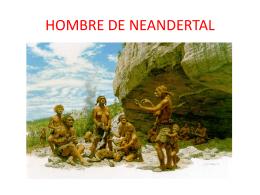 Hombre de Neandertal - mundohominido