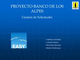 Arquitectura De Solución - easy