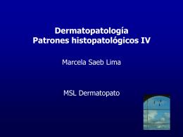 Patrones histopatológicos IV interface(parte II)