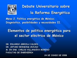 UNAM_debate