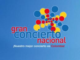 Presentacion GCN 2009 EL TIEMPO[1]