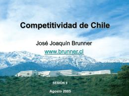 Competitividad de Chile
