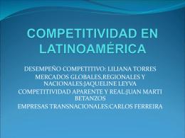 COMPETITIVIDAD EN LATINOAMERICA3