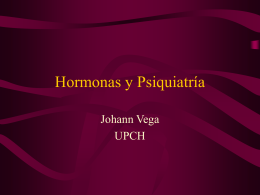 Hormonas y Psiquiatría - Future Website of psiqupch