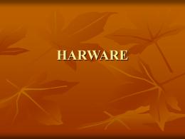 HARWARE