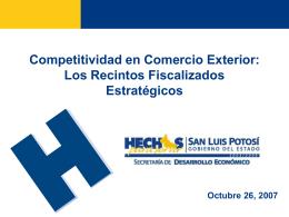 Competitividad en Comercio Exterior