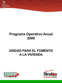 2009 - Portal de Acceso a la Información