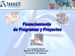 Presentación CDCHT 29/11/05