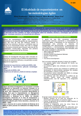 Poster wicc 2013 Agiles V 3.0
