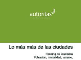 Lo más más de las ciudades - Patricio Alvarez Silva
