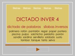 dict_inver_4 - 9 letras