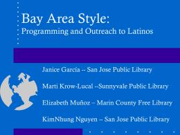 BayAreaStyle_PPT - Bibliotecas Para La Gente