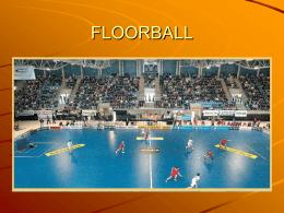 Presentación de Floorball