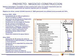 Proyectos H2 y H3 Luis Felipe II