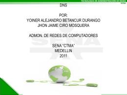 DNS - grupo6redessena