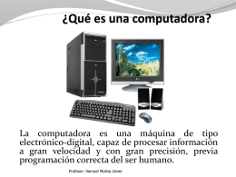 Conceptos básicos de Windows