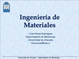 Introducción - Metalurgia