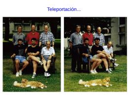 Teleportación