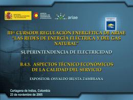 Ley de Electricidad