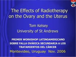 et al - Tom Kelsey - University of St Andrews