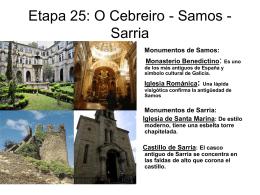 Monumentos de Samos