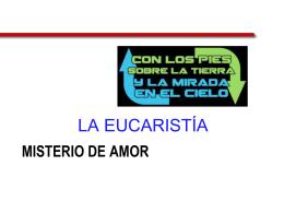 eucaristia. 2015