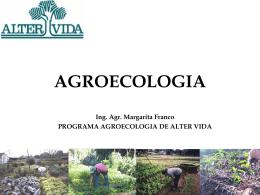 La Agroecología - BibliotecaDeaMag