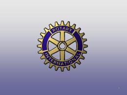 Diapositiva 1 - Rotary Club de Lleida