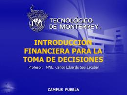 campus puebla - ITESM puebla CURSOS SAU 2013