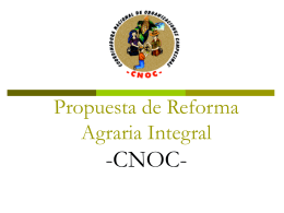 CNOC - International Land Coalition