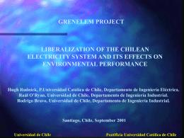 Presentation - Ingeniería Industrial