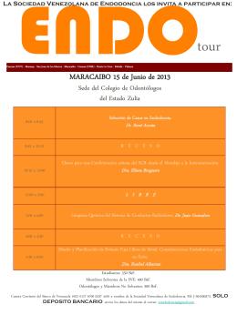 Dra. Eliana Burguera - Sociedad Venezolana de Endodoncia
