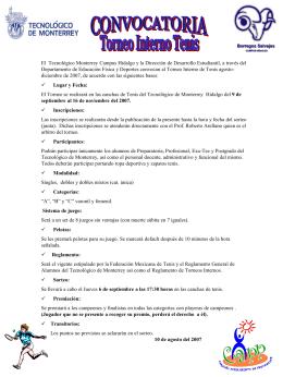 Presentación de PowerPoint - Campus Hidalgo