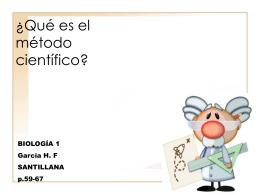 C7-Método científi..