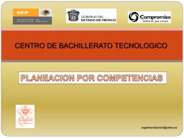 Diapositiva 1 - Supervisión CBT 020