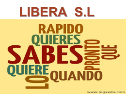LIBERA S.L - WordPress.com