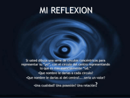 MI REFLEXION - WordPress.com