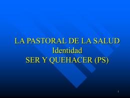 CIENCIA - parroquia de san miguel arcangel