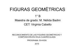 FIGURAS GEOMÉTRICAS - de21-2010
